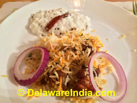 Godavari Wilmington Chicken Dum Biryani