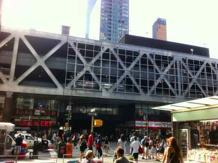 nyc port authority bus terminal